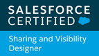 Certified Sharing and Visibility Designer